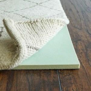 RUGPADUSA Cloud Comfort Luxurious Cushioned Rug Pad for Hard Floors
