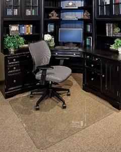 Best Tempered Glass Office Chair Mat