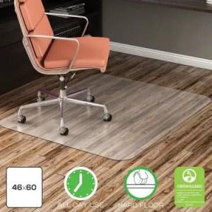 Deflecto EconoMat - Best Chair Mat for Hardwood Floors
