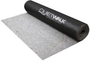 QuietWalk 360 Square Foot Luxury Vinyl Flooring Underlayment, Moisture Resistant
