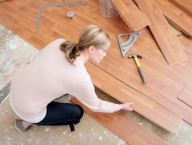 Do I need underlayment for laminate flooring over vinyl