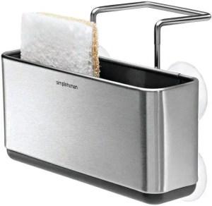 best kitchen sink sponge caddy