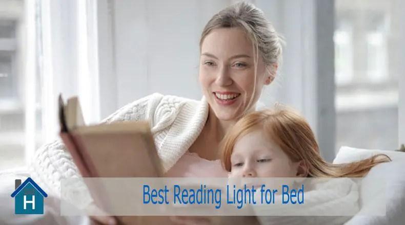 Best Reading Light for Bed
