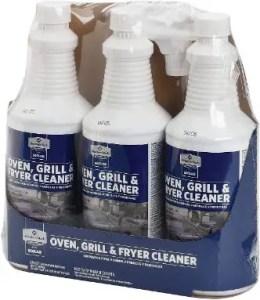 Member's Mark Commercial Oven, Grill & Fryer Cleaner Degreaser