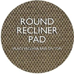 Non Skid Furniture Pads for Recliners