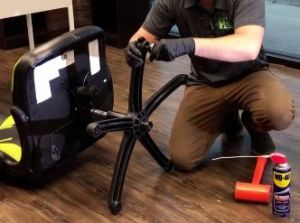 How to Replace Caster Wheels on Office Chair