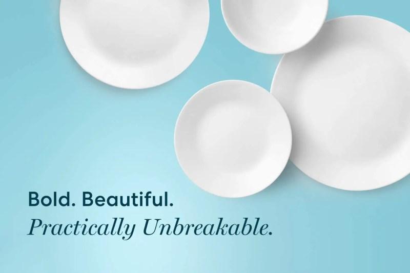corelle dinnerware set, Dishwasher safe, microwave and oven safe