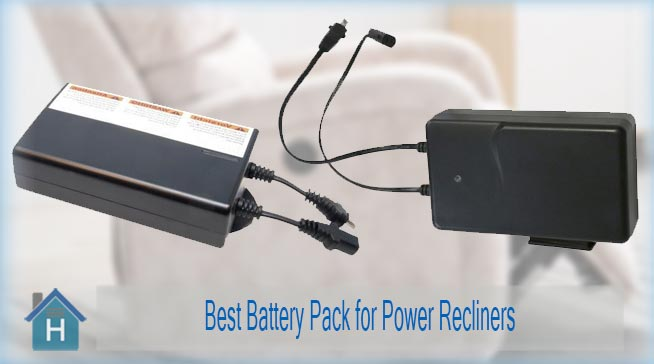 Best battery pack for power recliners