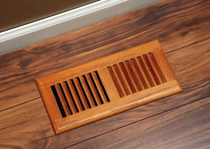 Best wooden floor registers