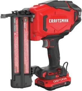 CRAFTSMAN V20 Cordless Brad Nailer Kit CMCN618C1 - Best floor nailer for 3/4 hardwood?
