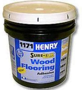 Henry, WW Company 12236 4GAL Urethane Wood Flooring Adhesive