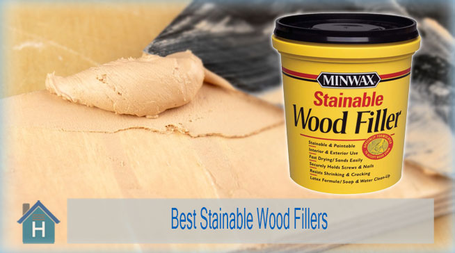The Best Stainable Wood Fillers in 2021 | Reviews & Buying Guide 1