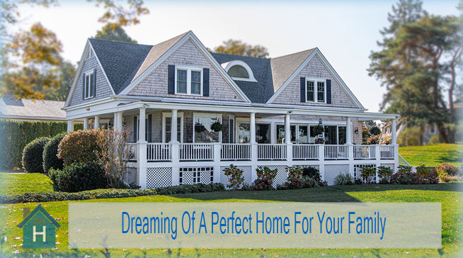 Things To Consider When Buying A Family Home