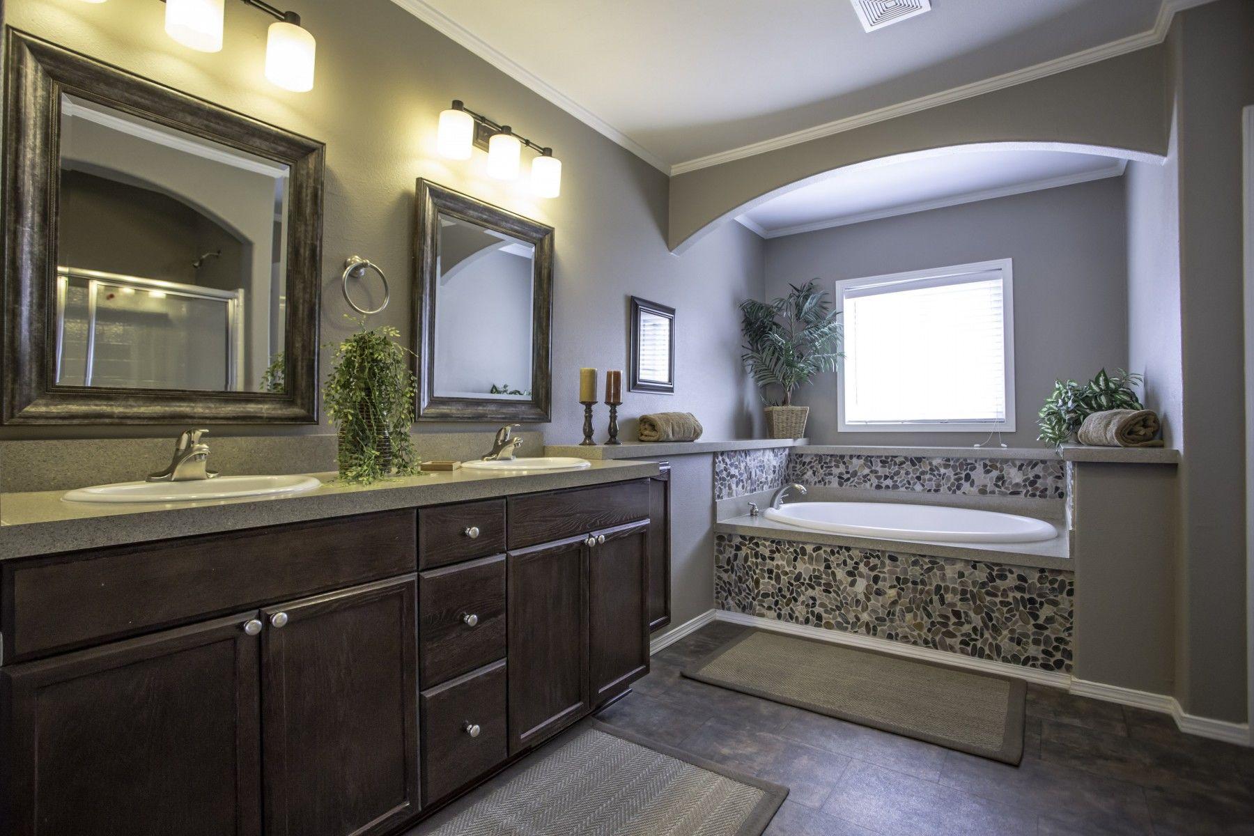 Customization Option for Bathroom of Your Manufactured ... on Model Bathroom Ideas  id=75726