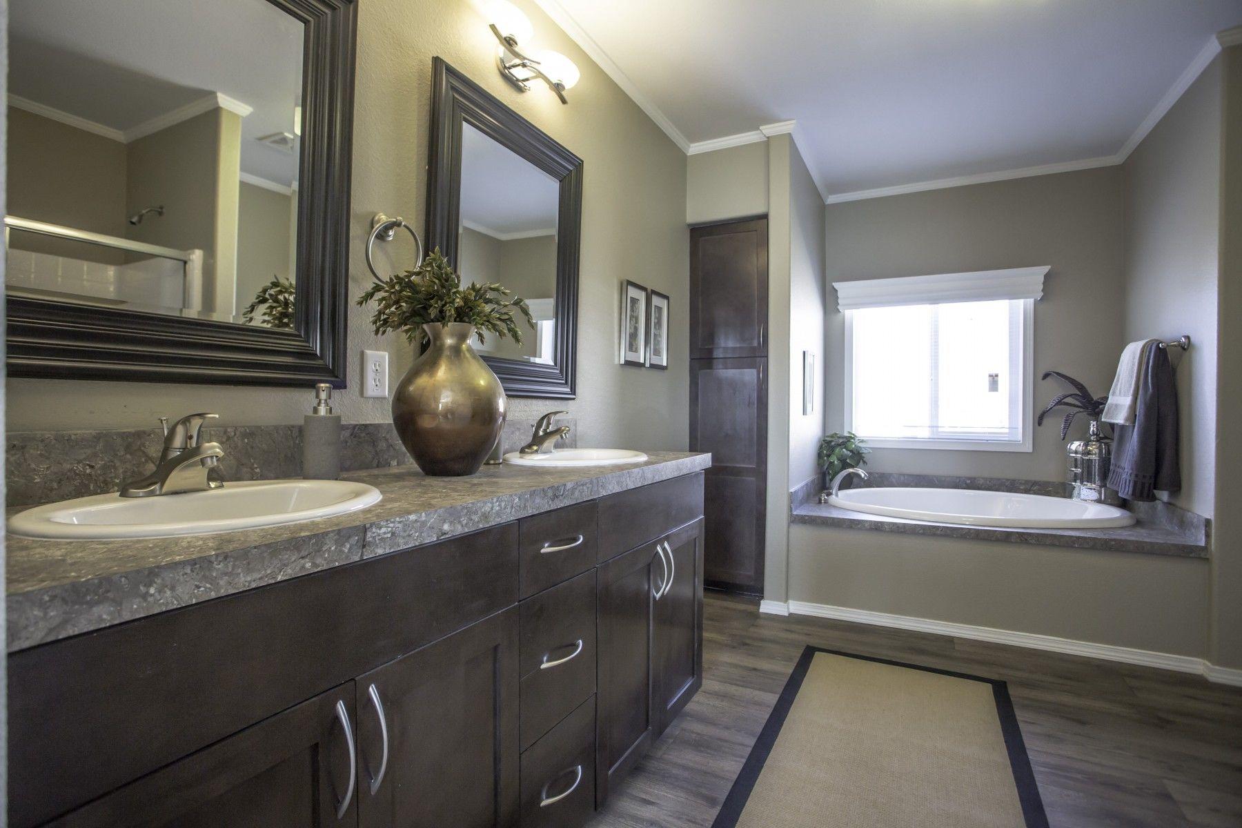 Customization Option for Bathroom of Your Manufactured ... on Model Bathroom Ideas  id=61890