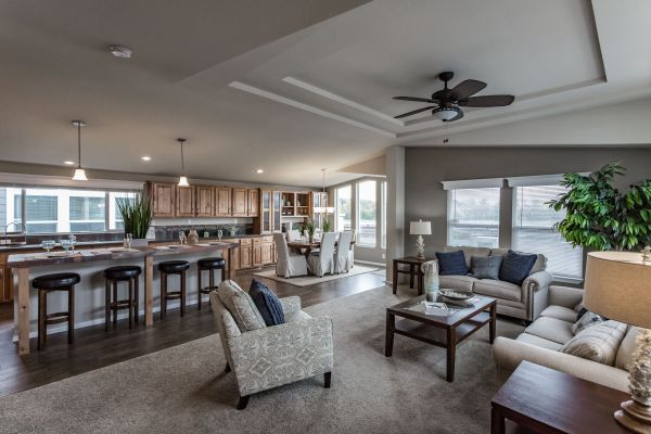 Sunset Bay Plus 3 bed 2 bath 1550 sqft affordable home