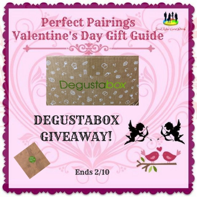 Degustabox Giveaway! Ends 2/10 #SMGN ~ A Wandering Vine
