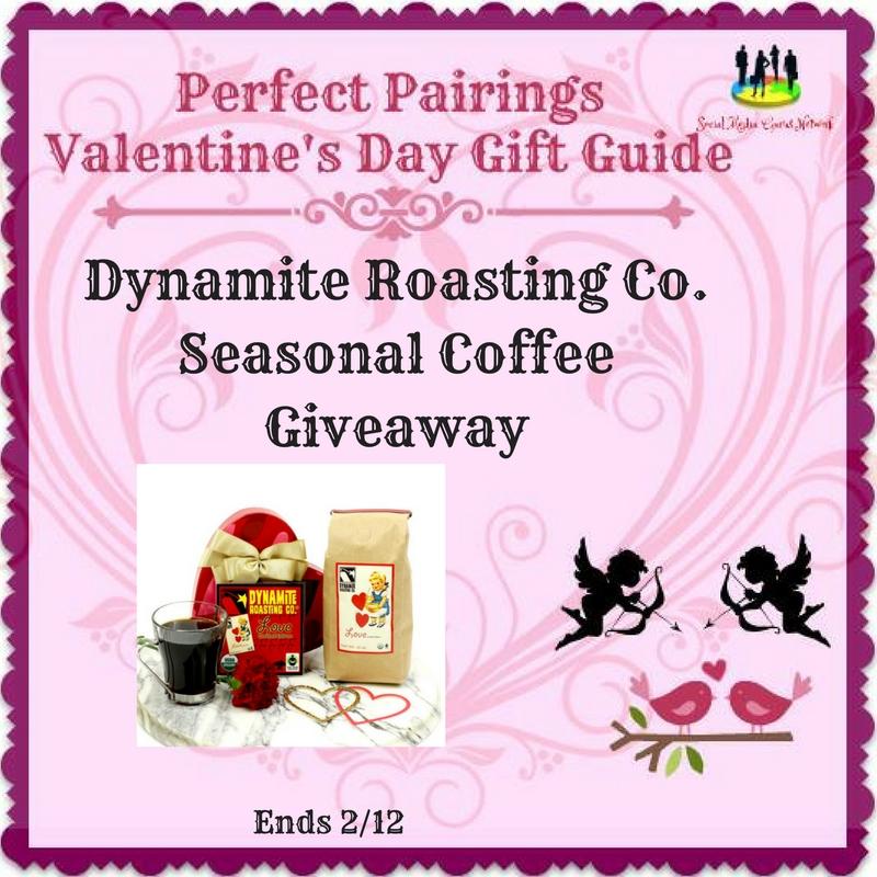 Dynamite Coffee Giveaway