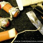 Step Five | Finger Food (Zombie Style or Freshly Severed) | The Homicidal Homemaker