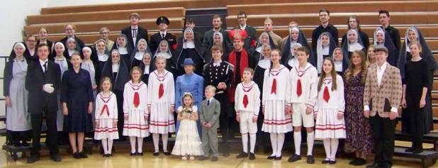 MCC Drama Department presents The Sound of Music | The ...