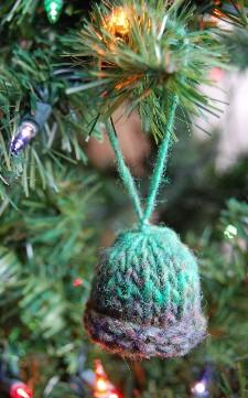 Tunisian Crocheted Hat from Inner Child Crochet
