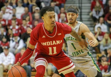 Devonte Green steps up for Indiana basketball in best performance of the season