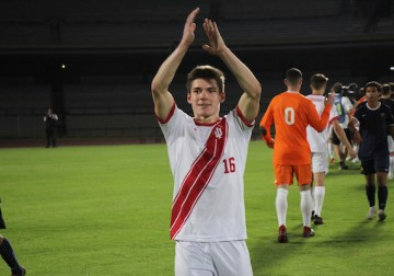 Indiana men's soccer readying for lone home match of spring season vs. Lipscomb