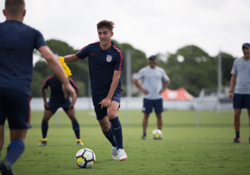 'I always wanted to go there': Incoming freshman Josh Penn hoping to thrive for Indiana men's soccer