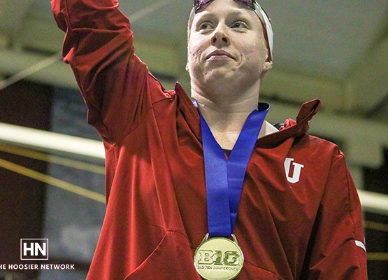 #HNTop10: Lilly King leads Indiana to Big Ten title