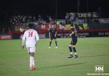 IU's biggest weakness exposed in difficult 3-0 defeat at Maryland