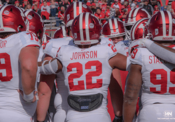 'Mr. See Ball, Get Ball': A dream fulfilled for Indiana safety Jamar Johnson