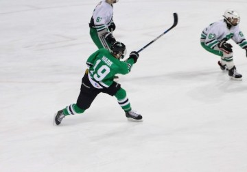 Trading skates for cleats, Thomas Warr just keeps winning