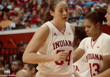 IU looks to ride positive momentum against Minnesota