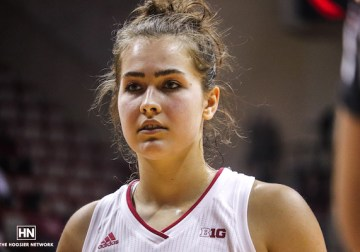 Gulbe's play crucial as Indiana prepares for in-state rival Purdue