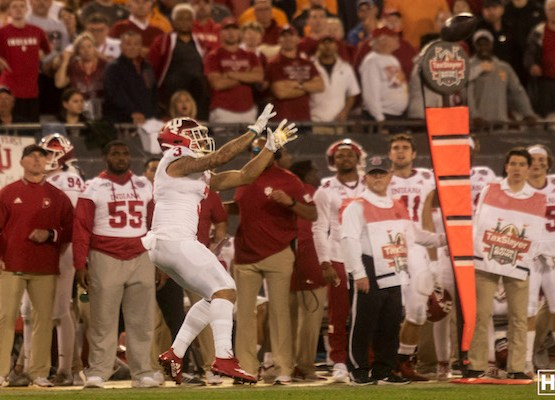 Indiana's wide receiving corps has set records this year. But how does it compare to past groups at IU?
