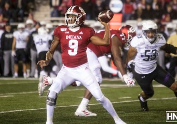 Hoosiers' ceiling significantly loweredwith Penix injury, but defense is unwavering