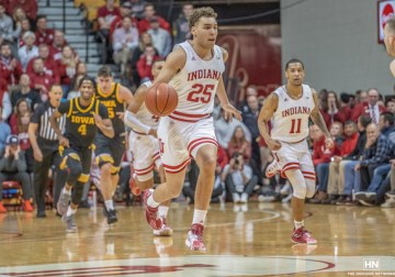 Race Thompson, Indiana manhandle Providence 79-58 in their Maui Invitational opener