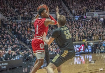 Indiana prepares to host rival Purdue in pivotal matchup