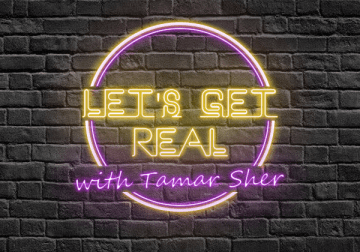 Let's Get Real: Tricia Whitaker