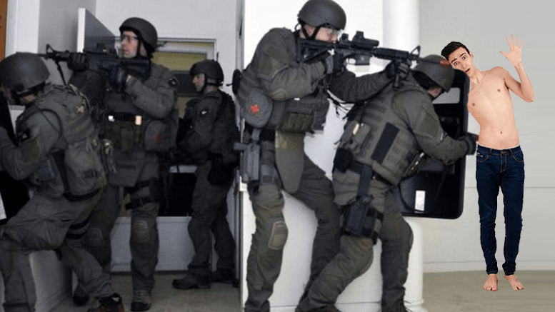 Dating site swat team