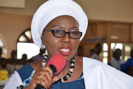 Pension: Mrs Akeredolu assures cancer patients of prompt payment