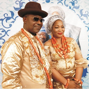 Women Affairs commissioner weds sweetheart