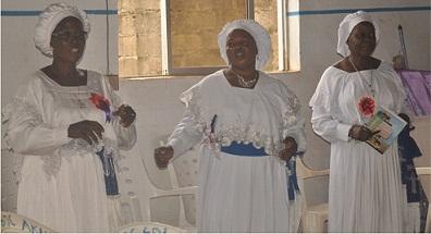 Church celebrates Adult Harvest