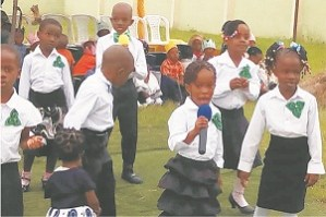 Give children the best, cleric charges parents
