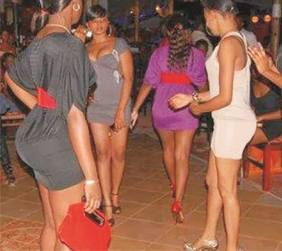 How young girls are lured into prostitution