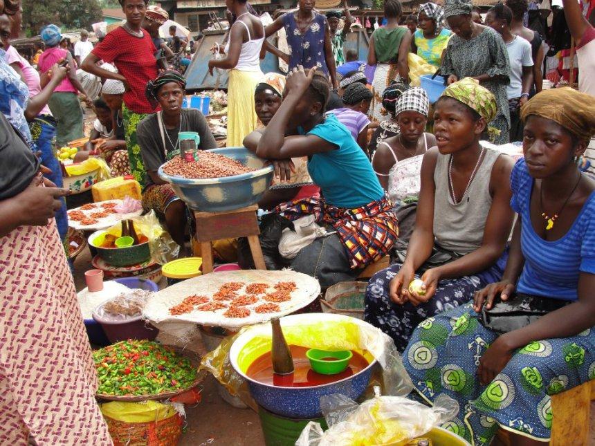Market women hail ODSG