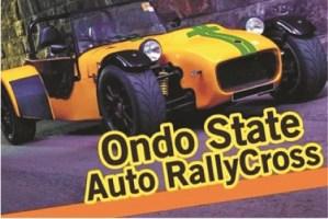 2018 Ondo auto rally begins Nov