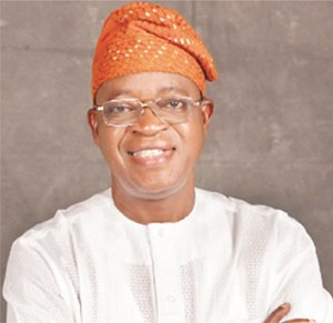 Oyetola, man of the moment