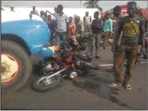 Death of Okada rider sparks violence in Oba-Ile