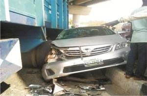Eid-el- Malud: Auto crash recorded in Ado-Ekiti